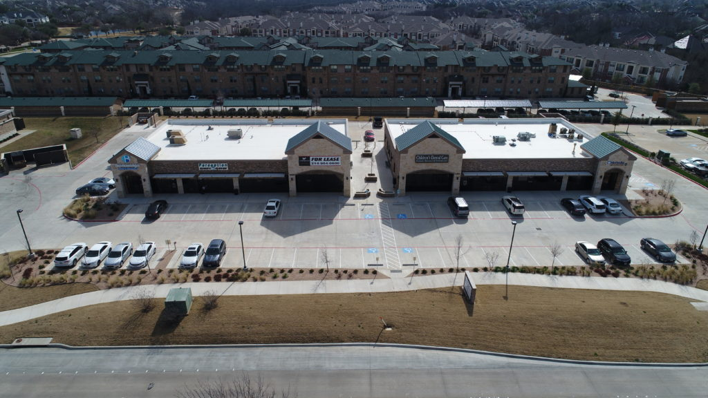 Breckenridge Shopping Center, Richardson TX