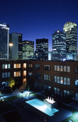 Live Oak Lofts - Dallas, TX